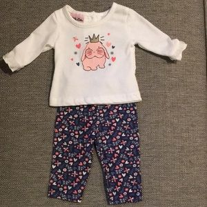Adorable Pink Bunny Outfit - NEVER WORN